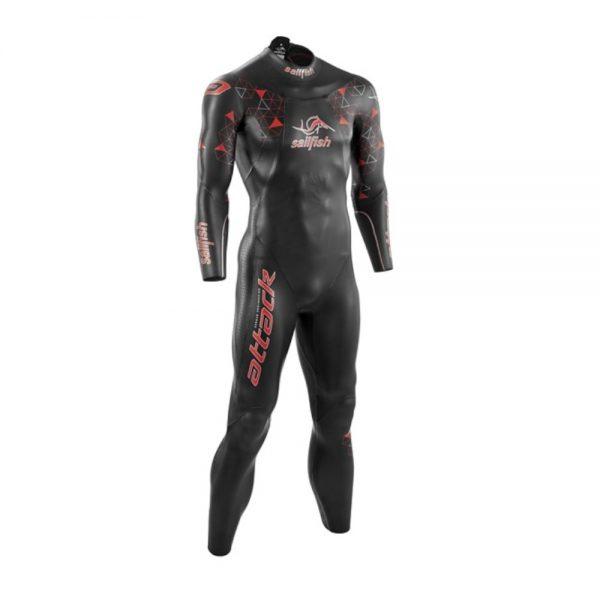 Męska pianka triathlonowa Sailfish Attack 2015
