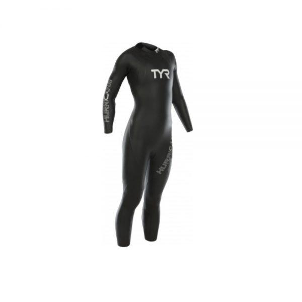 Damska pianka triathlonowa TYR Hurricane Cat 1