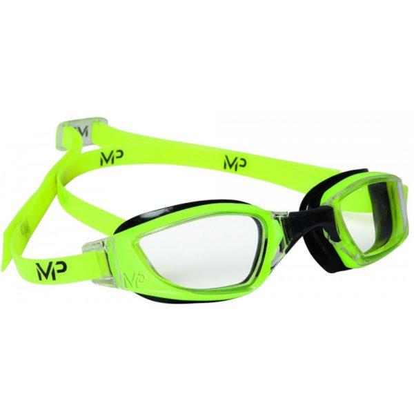 Okularki pływackie MP XCEEDClear Lens