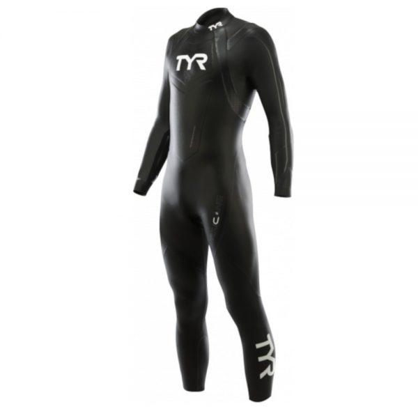 Męska pianka triathlonowa TYR Hurricane Cat 2