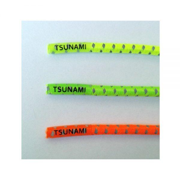 Elastyczne sznurowadła TSUNAMI T-TRI-SIGNAL L01O